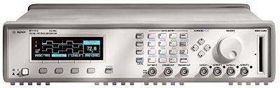 agilent hp 81110a alliance test equipment